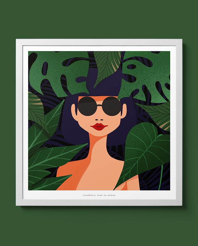 posters women room interior design wall art design